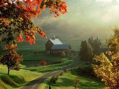 beautiful scenery pictures | ... Autumn Scenery Photos, Beautiful Autumn Scenery Images and Pictures