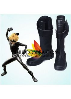 Item Detail Miraculous Cat Noir Cosplay Shoes Includes - Shoes All shoes are custom, made to order. Please see Size Tab for required measurements as well as fitting options. Please see individual tabs