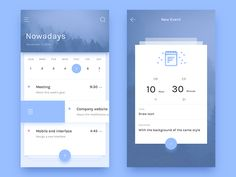 Work management interface by whitton #Design Popular #Dribbble #shots