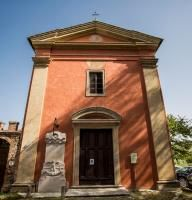 Small #Church in a #Tuscan #Castle