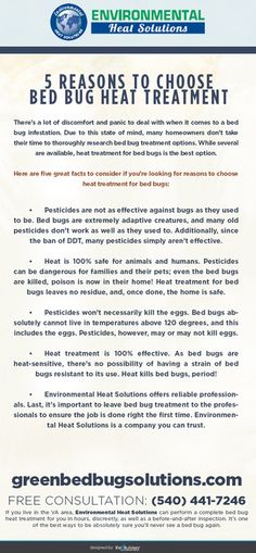 pinhelpfulfor homes on heat treatment for bed bugs | pinterest