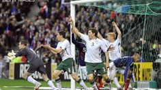 FIFA silenció a Irlanda con 5 millones