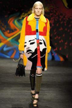 Prada Spring 2014 RTW Collection at Milan Fashion Week