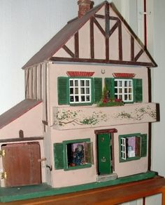 Gamage of London dollhouse