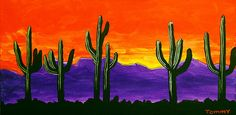 Cactus Drawing, Cactus Painting, Cactus Art, Painting & Drawing, Cactus Decor, Cactus Plants, Garden Cactus, Indoor Cactus, Mexican Paintings