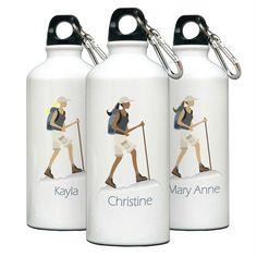"""""""Go-Girl"""" Hiking Water Bottle"""