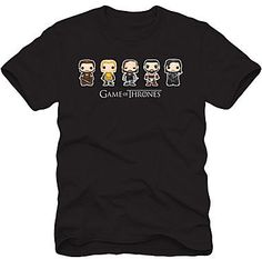 Novelty T-Shirts Game of Thrones Funko Tee $9.95