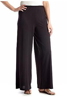 New Directions® Solid Palazzo Pant