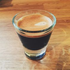 """Last espresso of 2014. Here's to many more in 2015!! No better way than with @MilanoRoasters in your cup"" Image by ryan.hazzard"