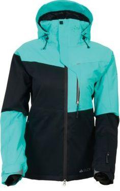 Womens Snowboard Jacket - Christy Sports