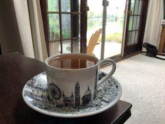 Tea Blog, Enjoy It, Tea Time, Mugs, Tableware, Dinnerware, Tumblers, Tablewares, Mug