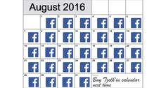 Facebook at Work: one month in About Facebook, One Month, Fails, One Month Old, Thread Spools