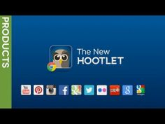 HootSuite - Save your time and your sanity. Improve productivity by managing all of your social networks within HootSuite. The dashboard is designed for you and your team to listen, engage and measure all from one simple interface.