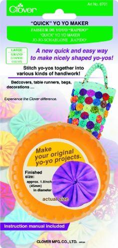 Clover Round Large Yo-Yo Maker Clover http://www.amazon.com/dp/B0019KDWVE/ref=cm_sw_r_pi_dp_7Nctub00WQ3C0