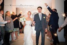 Wedding ~ Paris Mountain Photography Blog Wedding Send Off, Wedding Exits, Lace Wedding, Wedding Dresses, Mountain Photography, Dallas, Georgia, Atlanta, Sari
