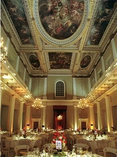Banqueting House, London, the only part of Westminster Palace to survive the Great Fire of London