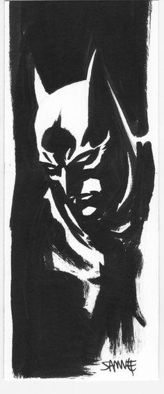 Batman by Chris Samnee