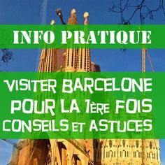 Ideas from vacationers to go to Barcelona for the primary time. Ideas, ideas and good addresses to prepare your future keep in Barcelona. Travel 2017, Travel Tags, Voyage Europe, Hotels, Eurotrip, Cool Landscapes, Business Travel, Places Around The World, Bons Plans