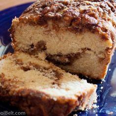 Apple Cinnamon Bread Recipe | Just A Pinch Recipes