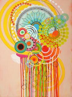 Jennifer Sanchez. One of my very favorite artists.