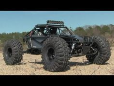 Axial Yeti Rock Racer by Matt Waterfield [Reader's Ride] - RC Car Action