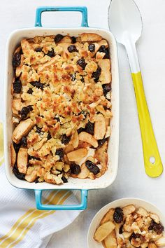 Our free Anniversary Recipe Collection Booklet is filled with great tasting recipes including our classic Prune Apple Betty. Try it now! #SunsweetHarvest100