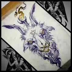 48 Ideas cats tattoo people for 2019 Dark Art Drawings, Tattoo Design Drawings, Tattoo Sketches, Tattoo Designs, Hand Tattoos, Sleeve Tattoos, Capricorn Tattoo, Satanic Art, Tattoo People