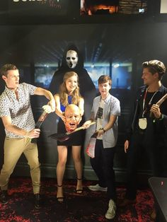 Scream Cast