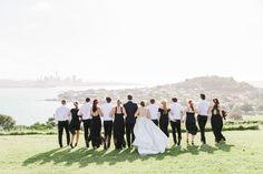 A joyful St Leonards & North Head wedding, including orchard bridal portraits. Anna, Bridal Portraits, Joyful, Dolores Park, Wedding Photography, Party, Wedding Shot, Wedding Pictures, Bridal Photography