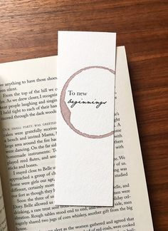 To new beginnings bookmark, Wedding gift for her, Wedding bookmark, Quote Bookmark, Life event celeb Best Bookmarks, Free Printable Bookmarks, Creative Bookmarks, Paper Bookmarks, Watercolor Bookmarks, Cross Stitch Bookmarks, Handmade Bookmarks, Corner Bookmarks, Bullet Journal Books