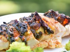 How to Make Spinach Bacon Ricotta Hasselback Chicken Recipe - Snapguide