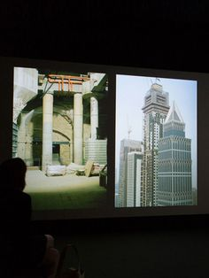 Wolfgang Tillmans (German, born 1968). Book for Architects, 2014. Two-channel video installation. Courtesy the artist and David Zwirner, New York, Maureen Paley, London, Galerie Chantal Crousel, Paris, Galerie Buchholz, Cologne/Berlin