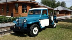 1963 Willys Truck - Photo submitted by Mike Adams.