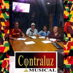 DISFRUTA de un programa distinto, ameno y CALIDAD TOTAL!!  domingos  3 a 4pm, CONTRALUZ MUSICAL x URBE 96.3FM