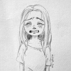 Les 49 Meilleures Images De Dessin Triste Dessin Triste
