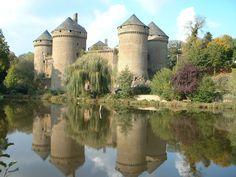 Château de Lassay,France