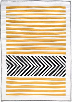 Stripes and Herringbone Quilt Pattern | Modern Sewing Patterns for a Unique Quilt | DIY Projects & Crafts by DIY JOY at http://diyjoy.com/free-quilt-patterns-easy-sewing-projects
