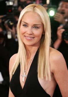 Sharon Stone in Cannes - 'Marie
