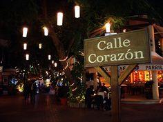 Calle Corazon  Playa del Carmen, Mexico
