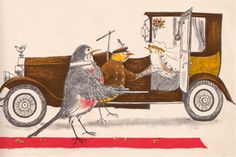 my vintage book collection (in blog form).: Cock Robin - illustrated by Barbara Cooney