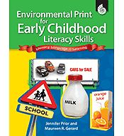 """Read """"Environmental Print for Early Childhood Literacy"""" by Jennifer Overend Prior available from Rakuten Kobo. Bring the world into your classroom and boost beginning readers' phonemic awareness and phonics skills using engaging en. Early Childhood Centre, Early Childhood Activities, Early Childhood Education, Emergent Literacy, Preschool Literacy, Kindergarten, Preschool Ideas, Teaching Ideas, Education And Literacy"""