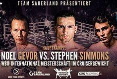"""An diesem Freitag findet in der Inselparkhalle im Hamburger Stadtteil Wilhelmsburg die erste Box-Nacht unter dem Motto """"Friday Night Boxing"""" statt."""