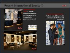Corporate Dossier of RCh Studio Design