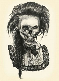 Such a cool drawing