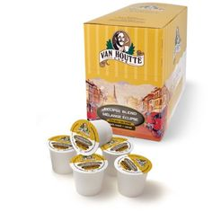 Van Houtte Cafe Eclipse Bold Dark Roast Extra Bold Coffee for Keurig Brewers 24Count KCups Pack of 2 ** Check out the image by visiting the link.