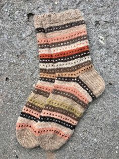 Hand knitted wool socks from naturally dyed yarns. – Hand knitted wool socks from naturally dyed yarns. Crochet Socks, Knitting Socks, Hand Knitting, Knitting Patterns, Knit Crochet, Crochet Patterns, Patterned Socks, Cute Socks, Wool Socks