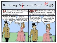 Dialect Rules in Writing