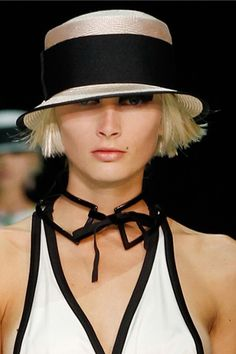 Emporio Armani Spring 2012 Collection