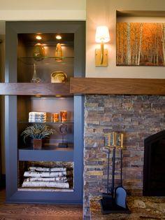 Contemporary | Living Rooms | Shane Inman : Designer Portfolio : HGTV - Home & Garden Television