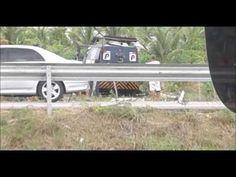 Quadrilha explode carro forte na BR-230 entre Campina Grande e João Pess...